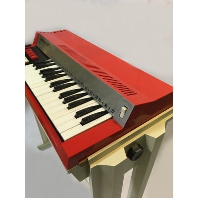 Vintage design Bontempi HIT 298 orgel uit de seventies!