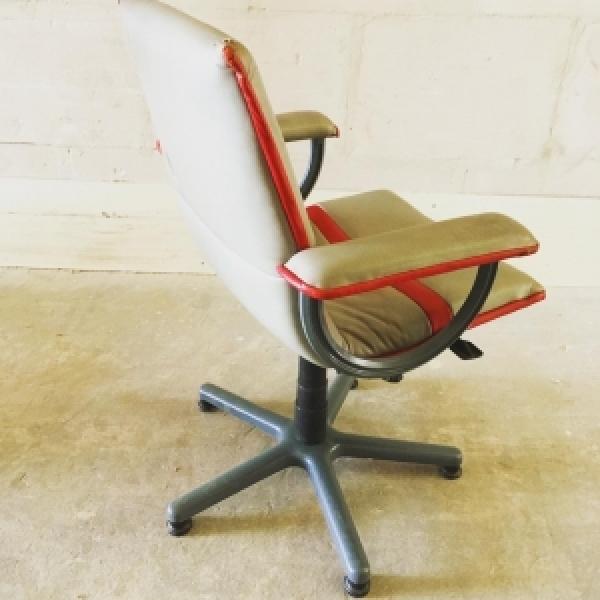 Artifort Bureaustoel Vintage.Vintage Design Bureaustoel Van Artifort
