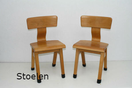 Categorie stoelen